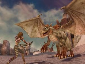 Screenshot from Guild Wars