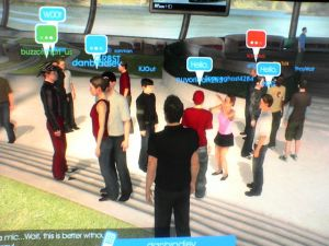 Playstation Home InGame Screenshot