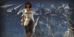 A screenshot from prince of persia