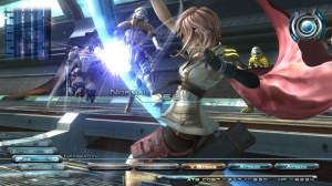 Final Fantasy XIII Ingame Screenshot