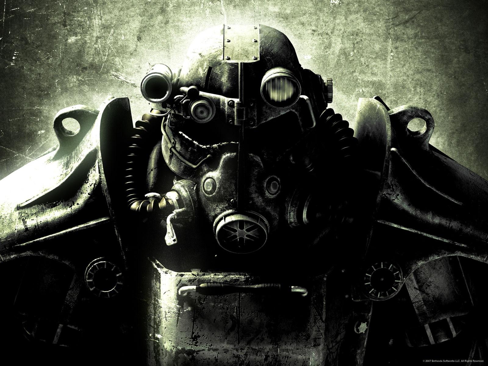fallout 3 brotherhood of steel wallpaper 35558
