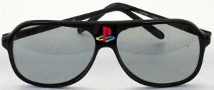 Playstation 3D Glasses