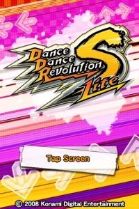 Dance Dance Revolution S Lite