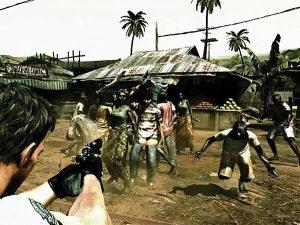 Resident Evil 5 Racism