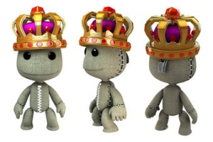 Crown Sackboy