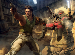 Bionic Commando Wallpaper