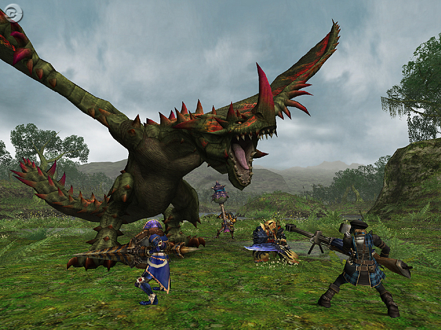 Monster Hunter Frontier