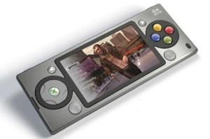 Microsoft Portable Mockup