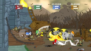 Castle Crashers Playstation 3