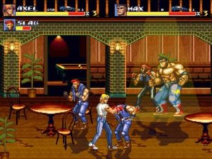 Streets of Rage iPhone