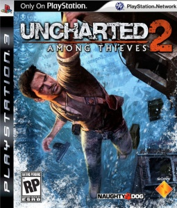Uncharted 2 Box Art