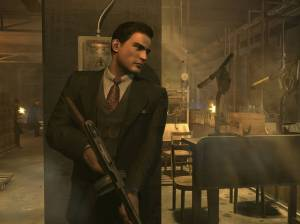 Mafia II Graphics